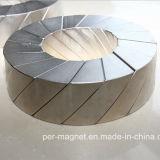 Агрегат мотора постоянного магнита магнитный