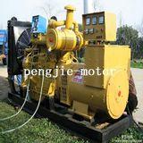 Genset met een Tank van de Brandstof van de Basis 8 Uren die met Bodem van de Tank lopen die Reeks produceren