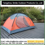 2 personnes à double couche Mountain Hiking Camping Dome Tent
