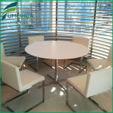 Restaurante simples e magro HPL Phenolic Cafe Tabletop