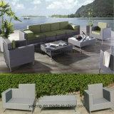Мебель большой софы сада мебели комплекта удобной напольной установленная при левая/правая установленная софа Cornor (YT0185)