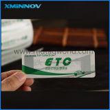 Étiquette de Anti-Contrefaçon d'étiquette de fréquence ultra-haute pour la gestion de maintenance de véhicule