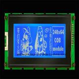 Modulo dell'affissione a cristalli liquidi dei 240 x 64 grafici: Serie di AGM2464b