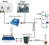 Горячее сбывание 15kw с электрической системы гибрида солнечного ветра решетки