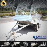 Het landbouwbedrijf galvaniseerde Volledige Aanhangwagen voor 40FT Container