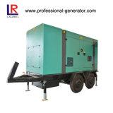 groupe électrogène 200kw/250kVA portatif diesel silencieux avec l'ATS