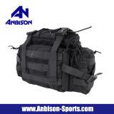Bolso utilitario de la bolsa de la cintura del asalto del engranaje de Molle de los Anbison-Deportes