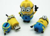 Servi dell'azionamento dell'istantaneo del USB del fumetto spregevoli me azionamento dell'istantaneo del USB