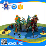 2015 Kleuterschool Outdoor Playground Equipment met TUV Ce Certificate (yl-W019)