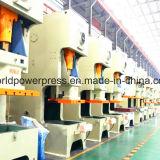 O frame de C aberto perfura para trás a máquina de China