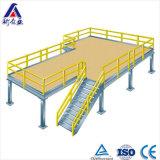 Assoalho de mezanino industrial elevado da capacidade de carga da fábrica de China