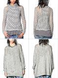 Unterhalt-warme gestrickt Outwear Form-Strickjacke für Frauen