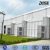 Bewegliche Aircon verpackte zentrale Klimaanlage für industrielles Handelsereignis