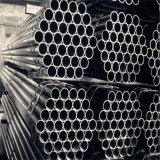 Tubo d'acciaio temprato nero rotondo del carbonio Ss400