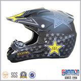 Шлем креста мотоцикла МНОГОТОЧИЯ холодный твердый (CR402)