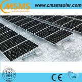 Terra del sistema del montaggio del Palo del comitato solare