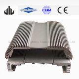 Stark anodisierte Aluminiumlegierung-Profil fabrizierte Aluminiumprodukte