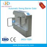 Tourniquet de hauteur de taille de barrière d'oscillation pour le système piétonnier de contrôle d'accès