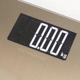 balance de salle de bains électronique mince d'acier inoxydable de 0.3mm