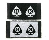 Laser Cut Personalizado Vestuário Vestuário Private Label tecido
