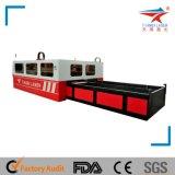 Edelstahl-Gewebe CO2 Laser-Ausschnitt-Gravierfräsmaschine