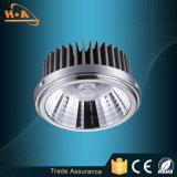 Riflettore d'argento caldo di vendita 4*1W 40W LED