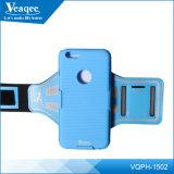 Il marchio pareggiante funzionante del bracciale di sport ha stampato il coperchio della cassa del telefono