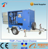 Напольный тип диэлектрические заводы по обработке трейлера масла (ZYD-M-300)