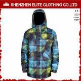Venda por atacado OEM Service Custom Print Ski Jacket