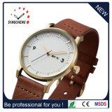 Correa de cuero Dw Relojes (DC-1079) del surtidor del reloj de China