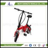 Bici plegable eléctrica de la venta caliente de la buena calidad 2015