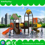 Equipamento do campo de jogos do parque classe/do Sell/água superiores da parte superior