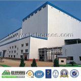 Стальное полуфабрикат здание для офиса пакгауза мастерской