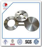 Flange cega de aço inoxidável do ANSI/JIS/BS /En1092-1 do DIN/