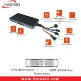 Sistema de seguimento impermeável do perseguidor do GPS do veículo do carro com protocolo do TCP/IP