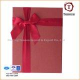 Причудливый коробка подарка бумаги рождества