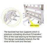 Central Brake (HK-N103)の電気Two-Function Hospital Bed