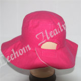 Pesca de promoción de cubo sombreros de Sun