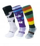 カスタムLogo Wholesale School SocksかBasketball Team Sock