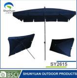 똑바른 정연한 폴리에스테 Lage 선전용 옥외 우산 (SY2615)