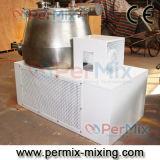 Granulador de alta velocidad del mezclador, granulador de mezcla lleno del acero inoxidable