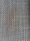 Prodotto intessuto sofà tinto pianura dell'ammortizzatore dell'assestamento della tappezzeria del poliestere