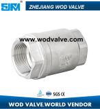 вертикальный задерживающий клапан H12W весны 1000wog