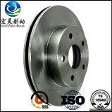 ISOによる高性能ブレーキ回転子