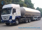 45000L Oil Tank Trailer 3 Axle、Diesel/Jet Fuel Tank Trailer