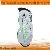 Sacco di golf di nylon impermeabile leggero