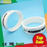 Wristband clássico do bracelete RFID da aptidão 13.56MHz MIFARE 1k NFC da ginástica