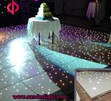 결혼식을%s 백색 아크릴 반짝임 LED 댄스 플로워를 가진 무선 댄스 플로워