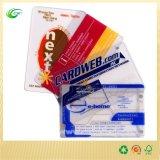 Impresión transparente clara de la tarjeta del PVC 2016 con el Frosting (circuito PC-001)