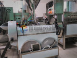 Doppeltes-Heads Operation Vegetable Cutting Dicing Slicing Machine mit High Yield